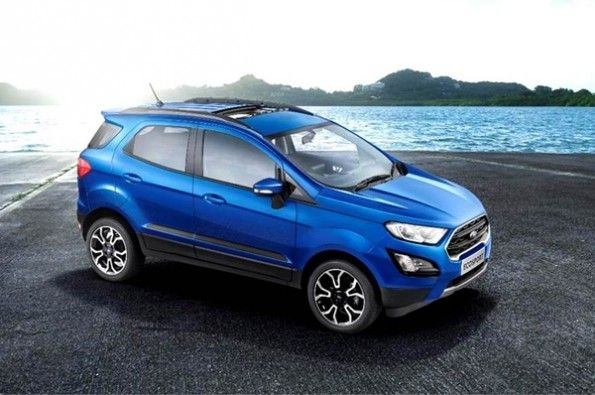 Ford launches EcoSport S, Signature.