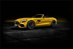 Mercedes-AMG's GT S Roadster shown