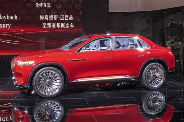 Maybach to invest in more luxury tech development
