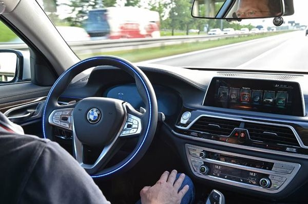 BMW can now officially test L4 autonomous cars in China