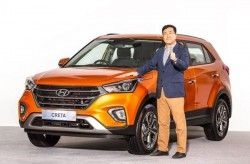 Hyundai launches its Creta facelift in India