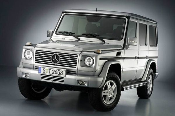 Mercedes-Benz will continue producing old G-class