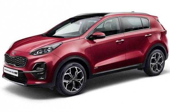 Kia takes wraps off new Sportage.