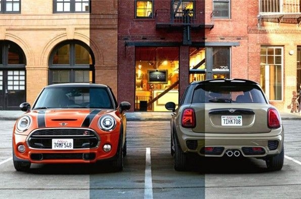 Mini Cooper facelift launched.