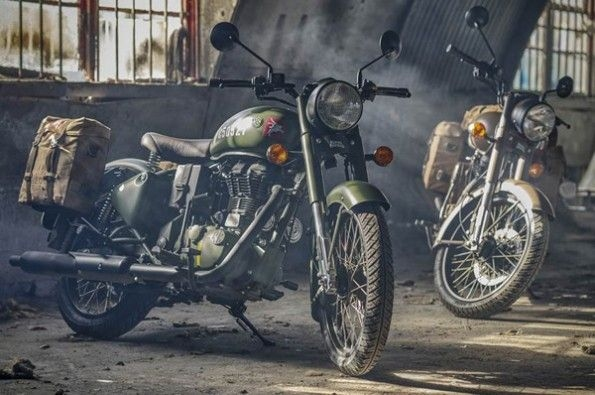 Royal Enfield will launch Pegasus.