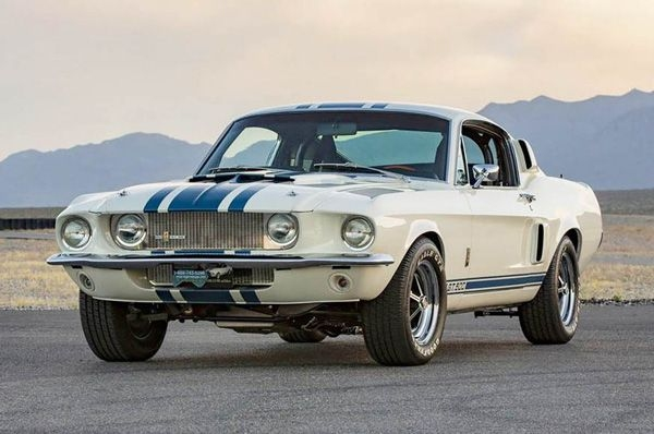 1967 Ford Shelby GT500 Super Snake returns