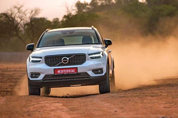Volvo to increase production of XC40