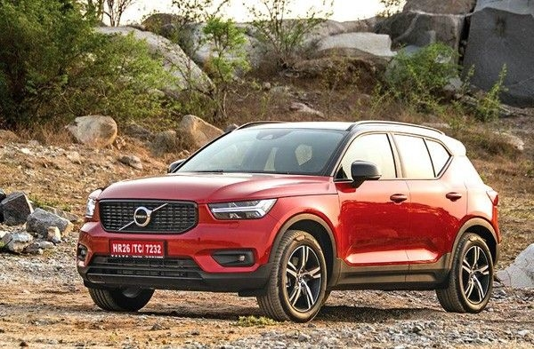 Volvo will launch its XC40 in India on July 4.