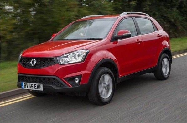 Ssangyong's Korando EV will now be off-road capable.