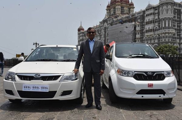 Mahindra and Tata Motors will provide 1,000 EVs each in Maharashtra
