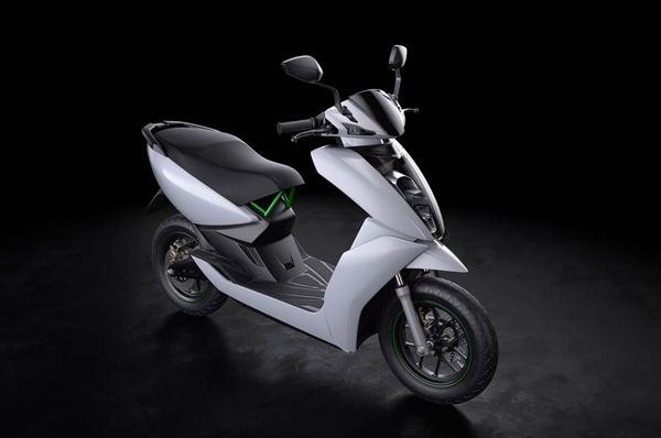 Ather will launch its electric scooter on June 5