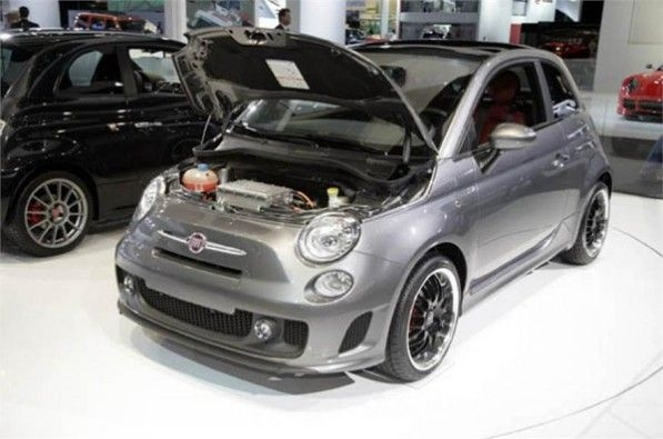 Fiat to make focus electrification.