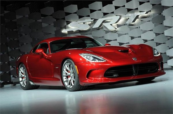 Dodge will launch a new Viper in 2020