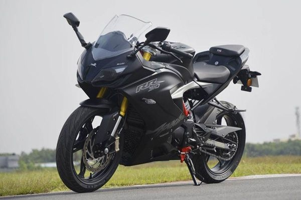 TVS reveals Apache RR 310 spare parts prices