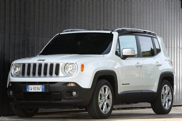 Renegade facelift to be unveiled.