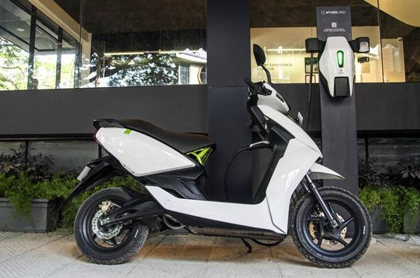 Ather launches 340, 450 e-scooters in India