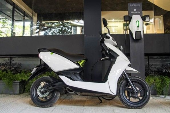 Ather launches 340, 450 e-scooters.