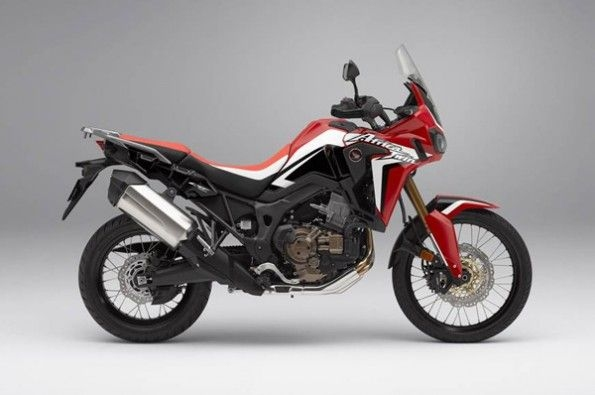 Honda launches Africa Twin at Rs 13.23 lakh.