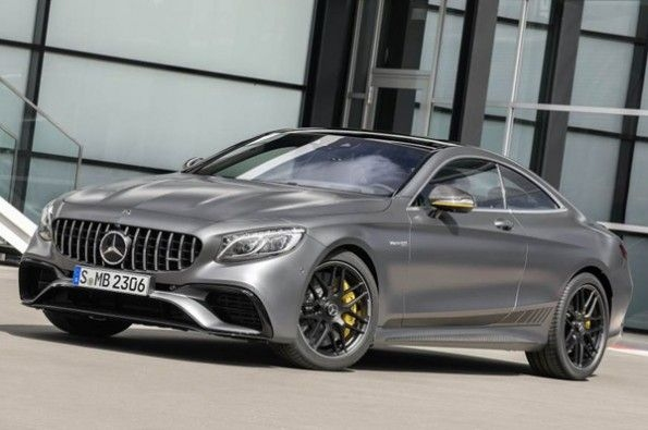 Mercedes-AMG will launch its S 63.