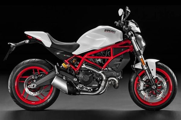 Ducati launches its Monster 797 Plus