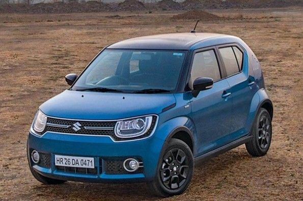 Maruti stops production of Ignis.