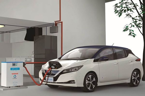 Nissan will launch its Leaf EV in India this year