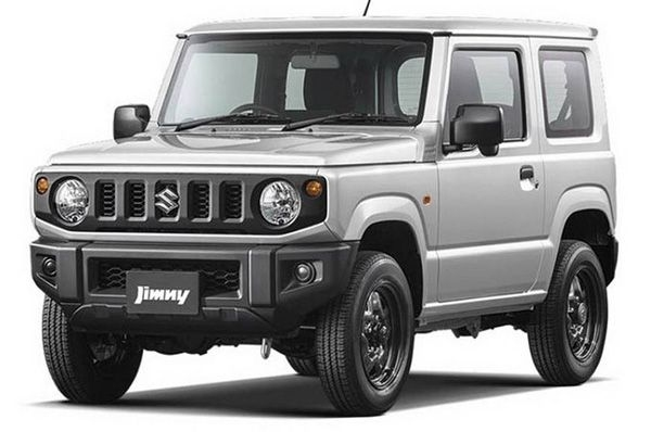 Official pictures of Suzuki Jimny released