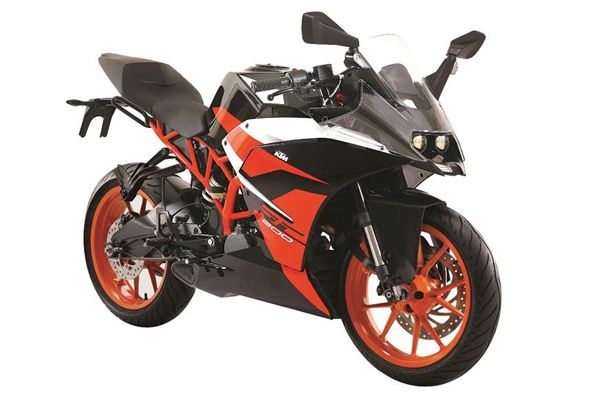KTM launches black colour for RC 200