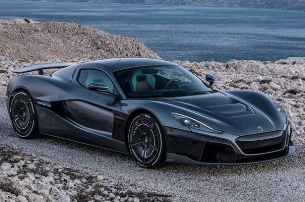 Porsche will invest in Rimac's EV.