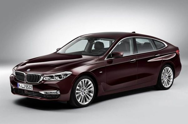 BMW launches its 630d in India