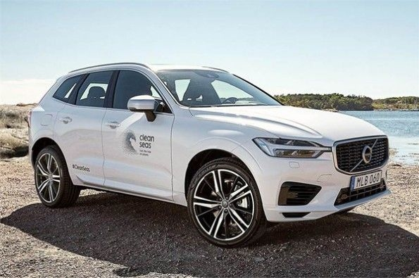 Volvo shows one-off XC60 plug-in.