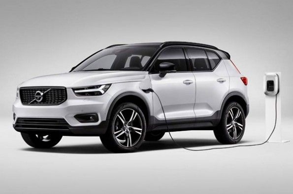 Volvo's XC40 will be all-electric.
