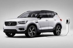 Volvo's XC40 will be its first all-electric model