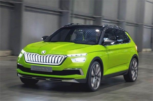 Skoda will handle VW Group model.