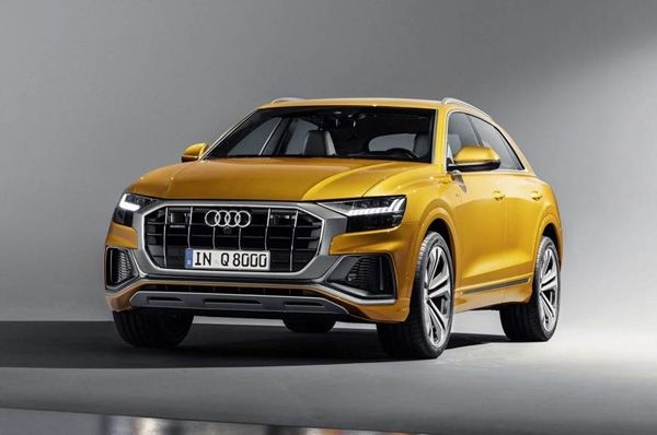 Audi RS Q8 may get a 680hp hybrid engine