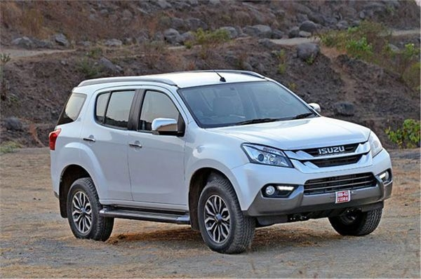Isuzu MU-X now comes with five-year comprehensive warranty