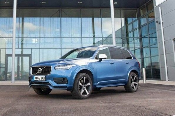 Volvo's XC90 T8 Inscription launched.