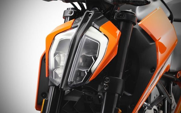 New spy shot of KTM 390 Adventure surface