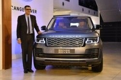 Facelifted versions of the Range Rover and Range Rover Sport launched