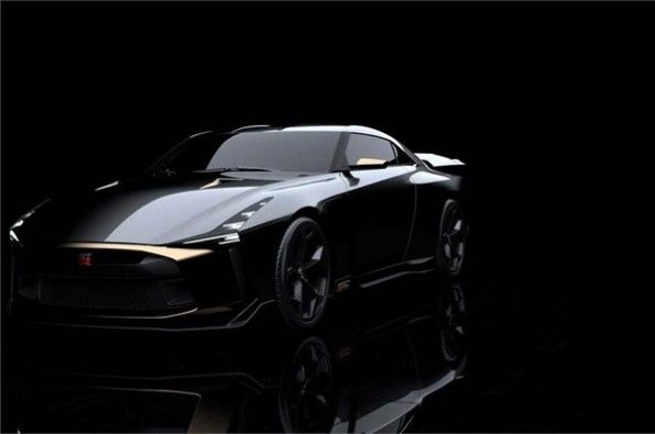 The two brands team-up to redesign the GT-R Nismo.