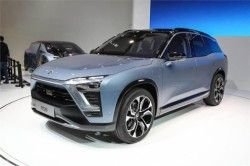 NIO commences delivery of its ES8 SUV