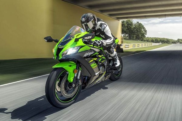 Kawasaki's Ninja ZX-10R, ZX-10RR are now assembled in India