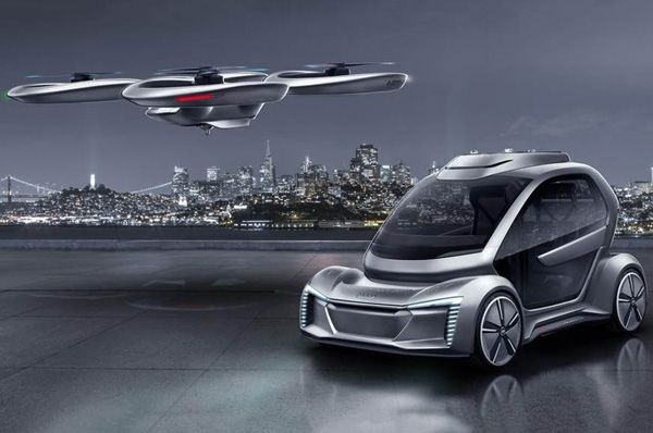 German govt gives approval for Audi-Airbus flying taxi