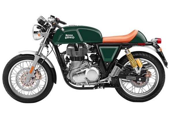 Royal Enfield to stop Continental GT 535 abroad