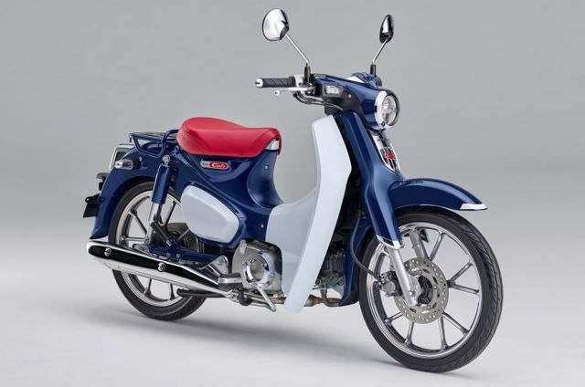 Honda shows Super Cub C125