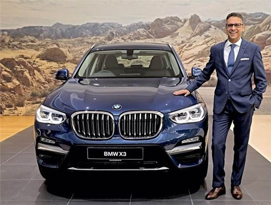 BMW India posts best-ever half-yearly sales