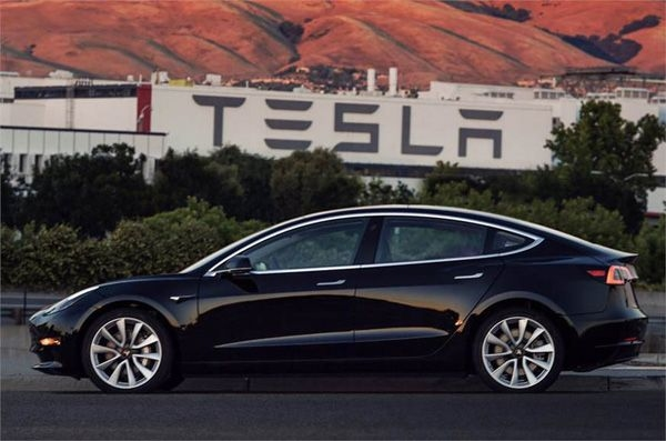 Tesla's Model 3 to make European debut at Goodwood