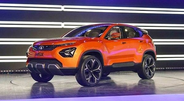 Tata's H5X SUV will be called. Harrier.
