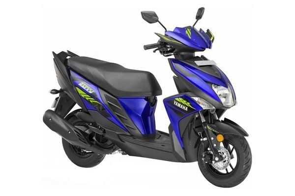 Yamaha launches its Cygnus Ray ZR Street Rally