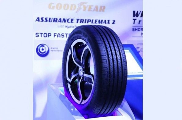 Goodyear brings TripleMax 2 range to India.